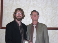 Brad Hanson- Outstanding Early Career Weed Scientist