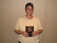 Outstanding Professional Staff Award- Cheryl Fiore
