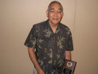 Presidential Award of Merit- Phil Motooka