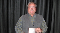 Mike Edwards-Presidential Award of Merit