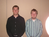 Student Paper Contest- Agronomic Crops & Horticultural Crops-1st Michael Ostlie, 2nd Jonathan Mikkelson