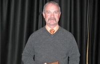 Gary P. Willoughby. Outstanding Professional Staff
